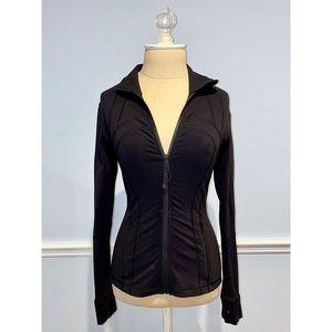 Lululemon Black Define Athletic Jacket
